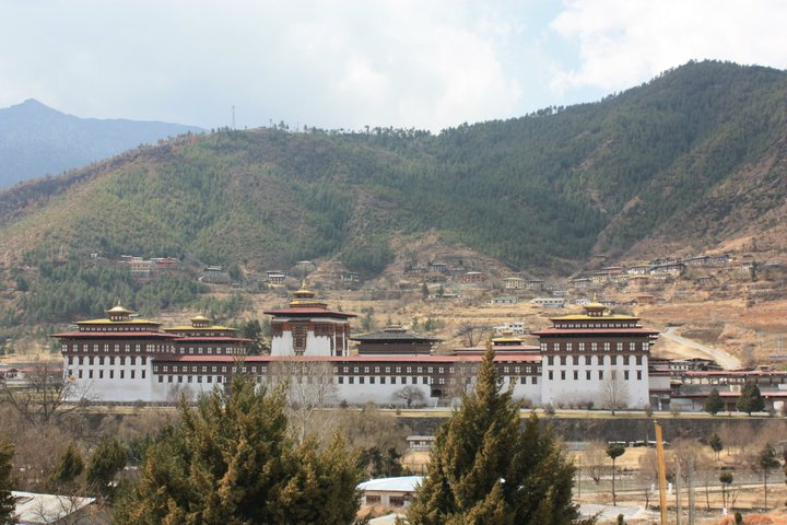 Thimphu: Cruising The Capital's Cultural Core