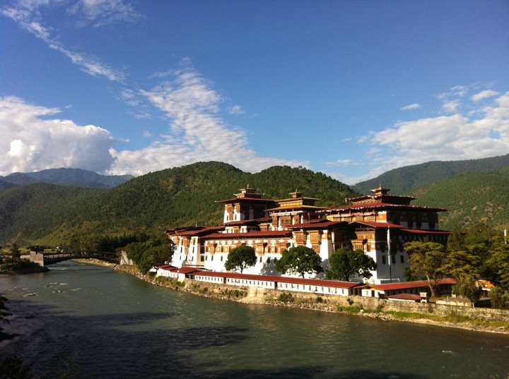 Punakha: The Ethereal Ancient Capital