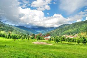 Small And Charming Capital City Tour Of Bhutan Packages